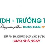 Căn hộ Quận Thủ Đức TDH Trường Thọ, Trả góp 5 NĂM không lãi suất