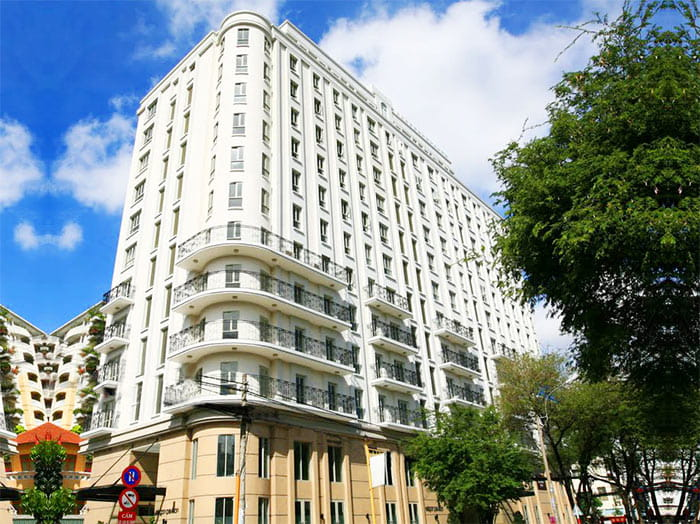 List 5 căn hộ cho thuê tại quận 3 cao cấp nhất