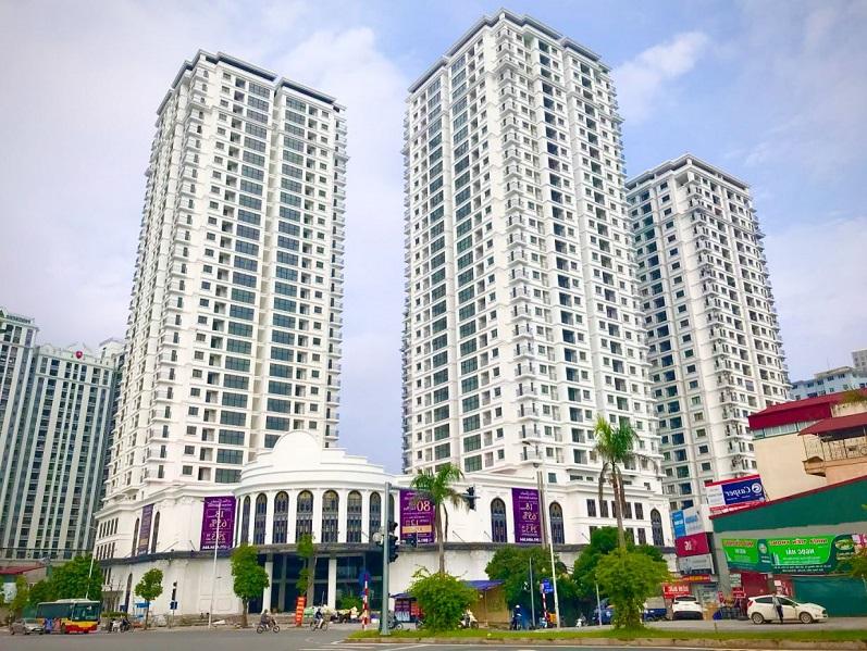 Iris Garden Nam Từ Liêm- Mới thông tin giá căn hộ chung cư